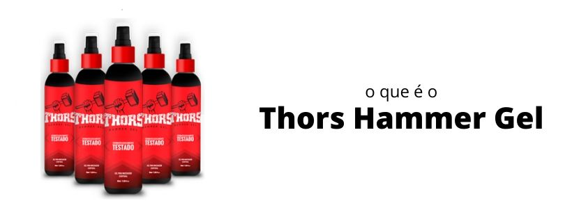 thor of hammer gel